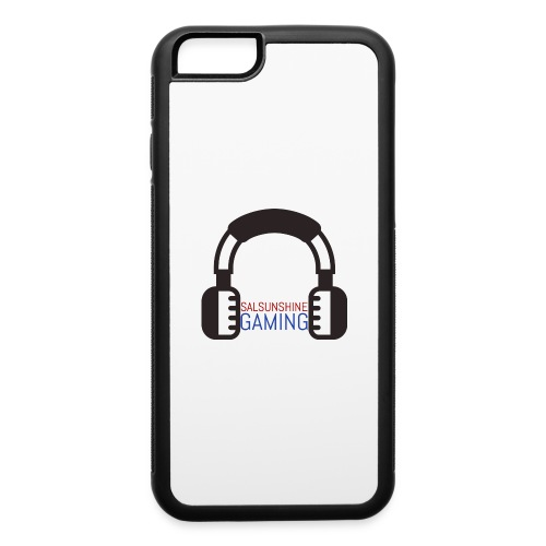 salsunshine gaming logo - iPhone 6/6s Rubber Case