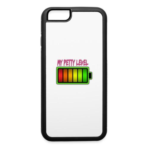 Petty attire - iPhone 6/6s Rubber Case