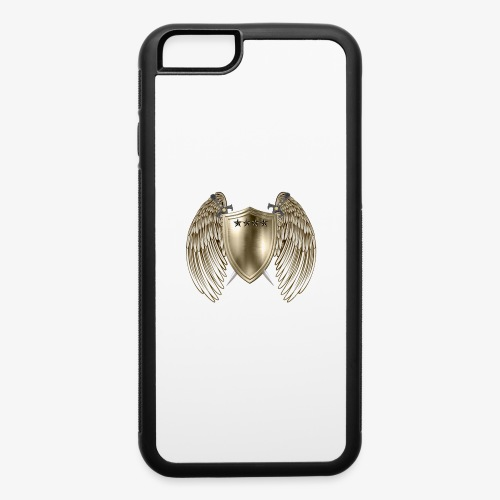 GOLD SHIELD-21 - iPhone 6/6s Rubber Case