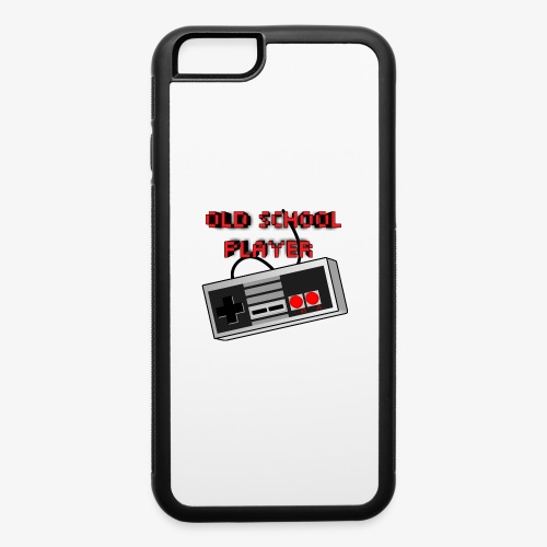 Old School Player - iPhone 6/6s Rubber Case