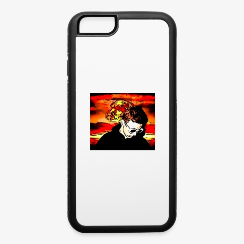 Cartoon Graphical - iPhone 6/6s Rubber Case