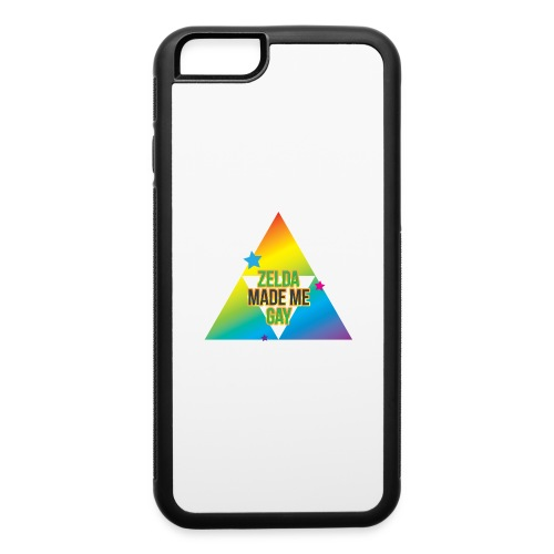 Zelda Made Me Gay - iPhone 6/6s Rubber Case