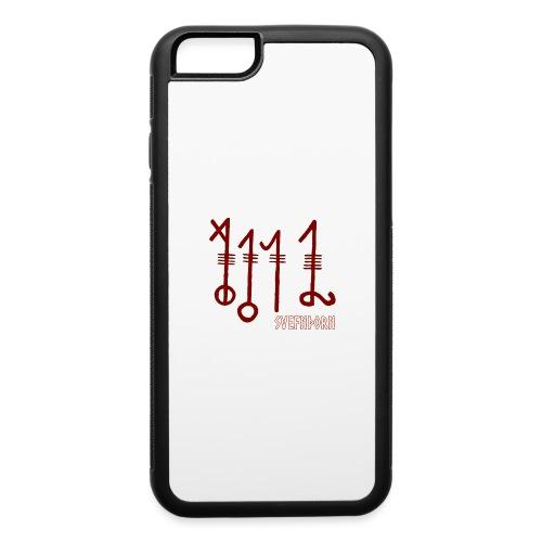 Svefnthorn (Version 1) - iPhone 6/6s Rubber Case