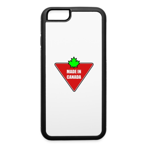 Made in Canada Tire - iPhone 6/6s Rubber Case