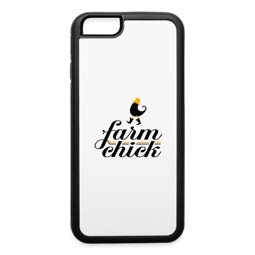 Farm chick - iPhone 6/6s Rubber Case