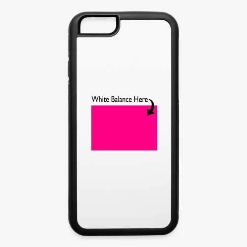 White Balance - iPhone 6/6s Rubber Case