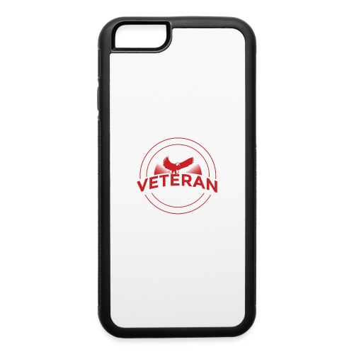 Veteran Soldier Military - iPhone 6/6s Rubber Case