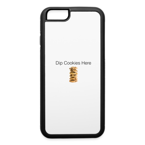 Dip Cookies Here mug - iPhone 6/6s Rubber Case