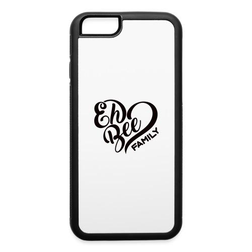 EhBeeBlackLRG - iPhone 6/6s Rubber Case