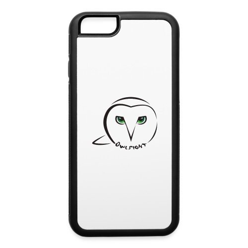 Owlsight - iPhone 6/6s Rubber Case