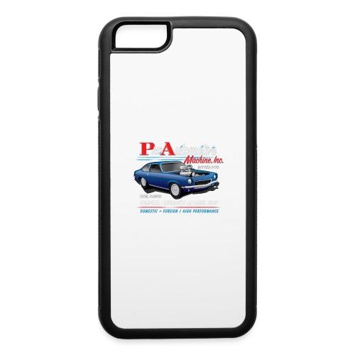 ProAutoTeeDesign062317fin - iPhone 6/6s Rubber Case