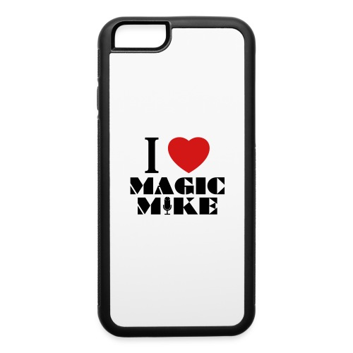 I Heart Magic Mike T-Shirt - iPhone 6/6s Rubber Case