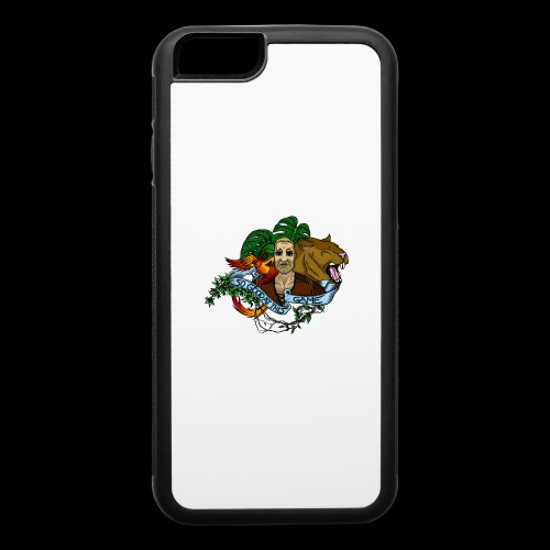 xB ARK (Tattoo Style) - iPhone 6/6s Rubber Case