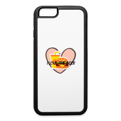 Food - iPhone 6/6s Rubber Case
