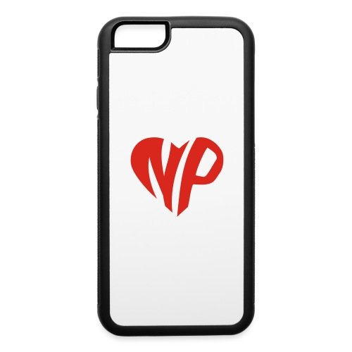 np heart - iPhone 6/6s Rubber Case