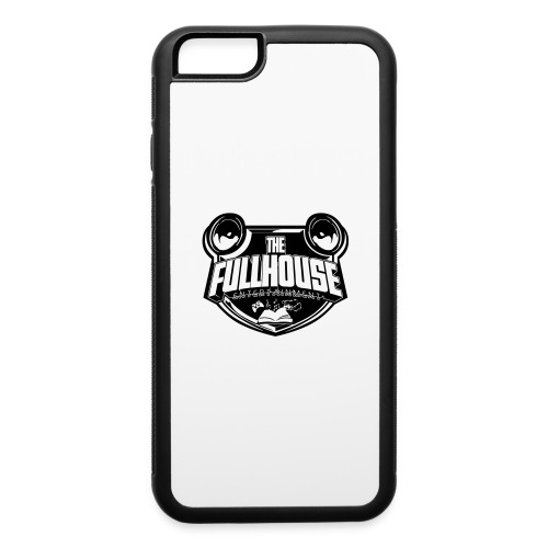 iPad 2/3 Case With Black/White FHE Logo - iPhone 6/6s Rubber Case