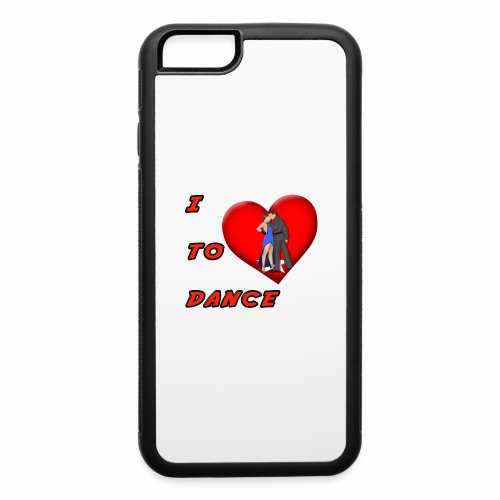 I Heart Dance - iPhone 6/6s Rubber Case