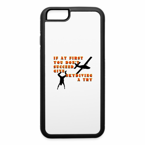Try Skydiving - iPhone 6/6s Rubber Case