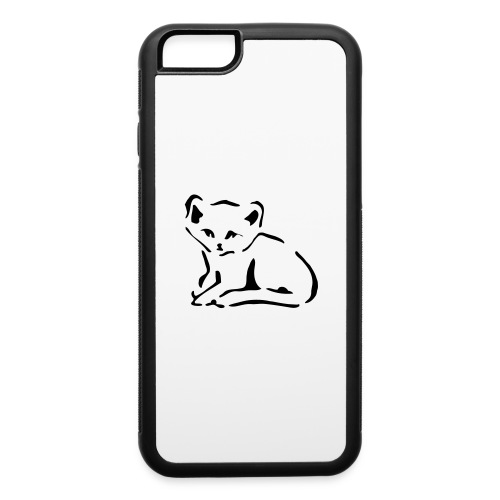 Kitty Cat - iPhone 6/6s Rubber Case