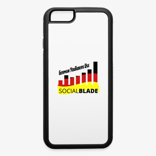 German YouTubers - iPhone 6/6s Rubber Case