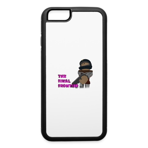 The Final Frontier Sports Items - iPhone 6/6s Rubber Case