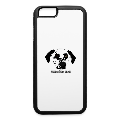 Dalmatian Mom - iPhone 6/6s Rubber Case