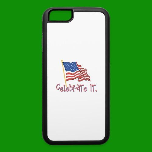 USA Celebrate It - iPhone 6/6s Rubber Case