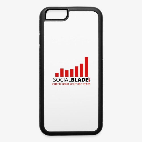 Traditional Logo Tagline - iPhone 6/6s Rubber Case