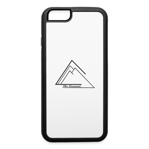 The Summit Phone case - iPhone 6/6s Rubber Case