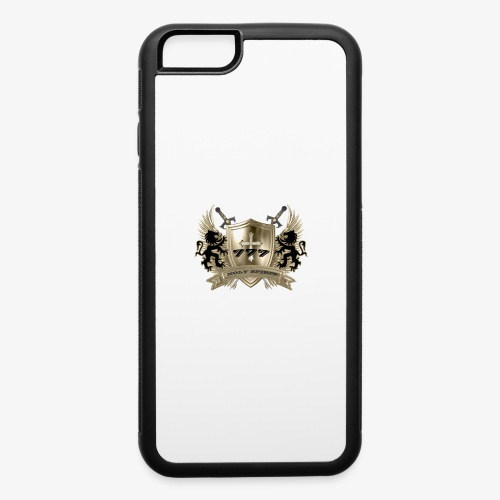 HOLY SPIRIT GOLD SHIELD - iPhone 6/6s Rubber Case