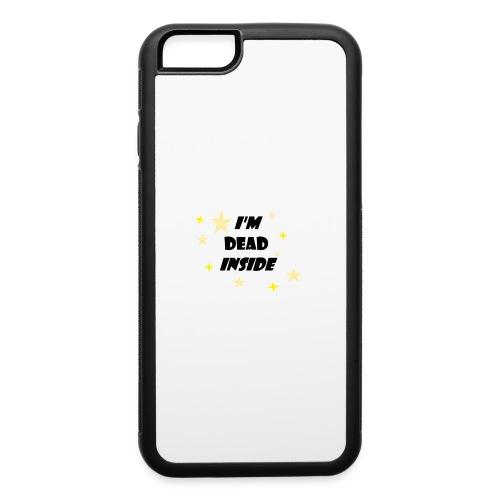 Dead Inside - iPhone 6/6s Rubber Case