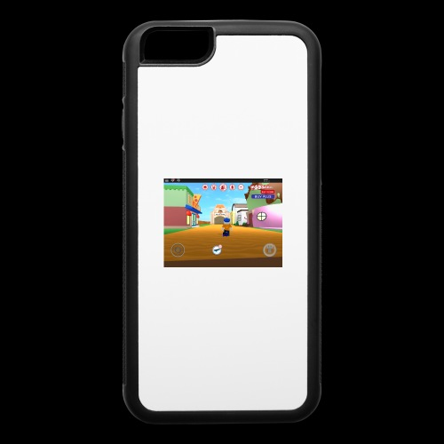 Roblox meep city - iPhone 6/6s Rubber Case