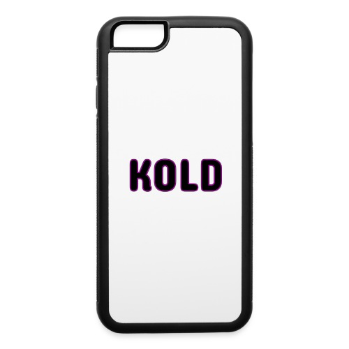 KOLD - iPhone 6/6s Rubber Case