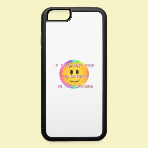 Sunshine - iPhone 6/6s Rubber Case