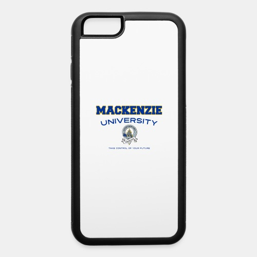 MacKenzie University - iPhone 6/6s Rubber Case