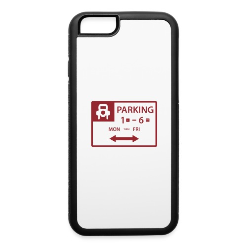 Free Parking - iPhone 6/6s Rubber Case