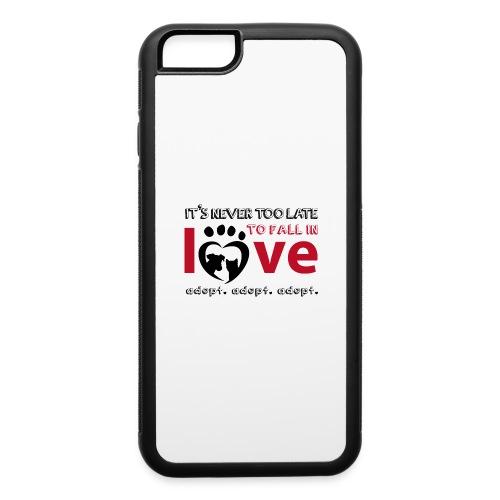 adpot - iPhone 6/6s Rubber Case