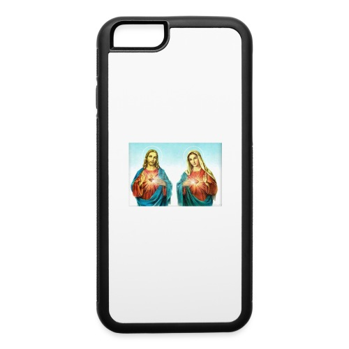 Jesus and Mary - iPhone 6/6s Rubber Case