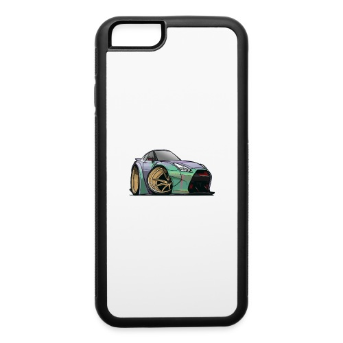 R35 GTR - iPhone 6/6s Rubber Case