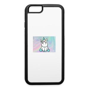 Unicorn iPhone Case - iPhone 6/6s Rubber Case