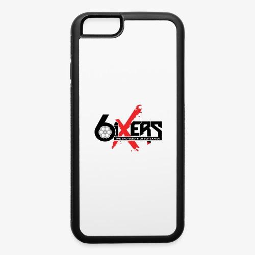 6ixersLogo - iPhone 6/6s Rubber Case