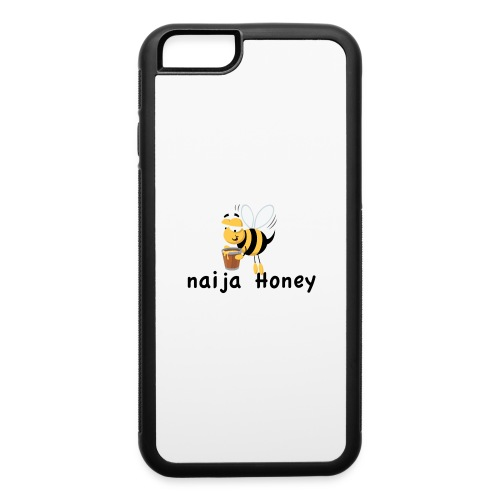 naija honey... - iPhone 6/6s Rubber Case