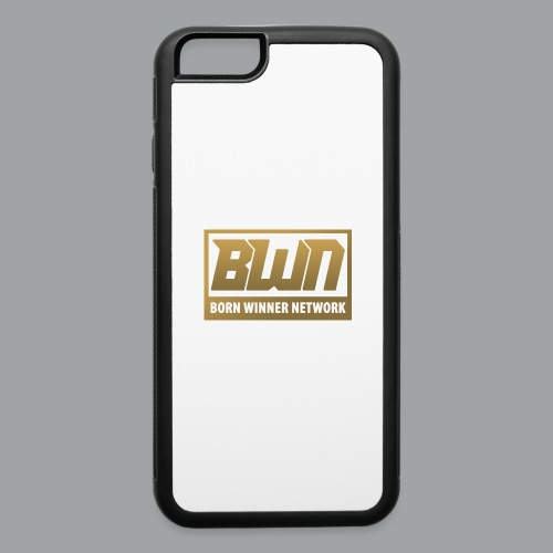 BWN (Gold) - iPhone 6/6s Rubber Case