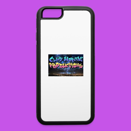Club Wormie Productions 2 - iPhone 6/6s Rubber Case