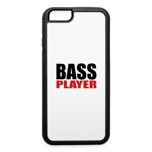 Bass Player - iPhone 6/6s Rubber Case