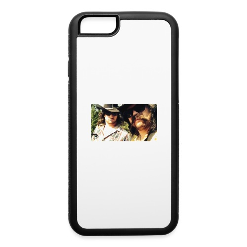 Jaw Thrust Cover Art - iPhone 6/6s Rubber Case