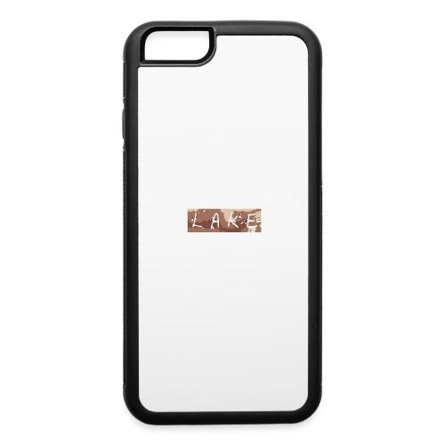 LAKE_LOGO2 - iPhone 6/6s Rubber Case
