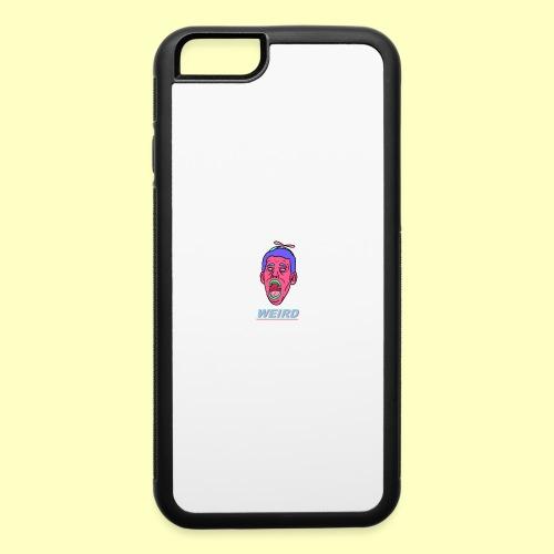 WEIRD - iPhone 6/6s Rubber Case