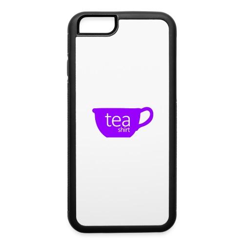 Tea Shirt Simple But Purple - iPhone 6/6s Rubber Case