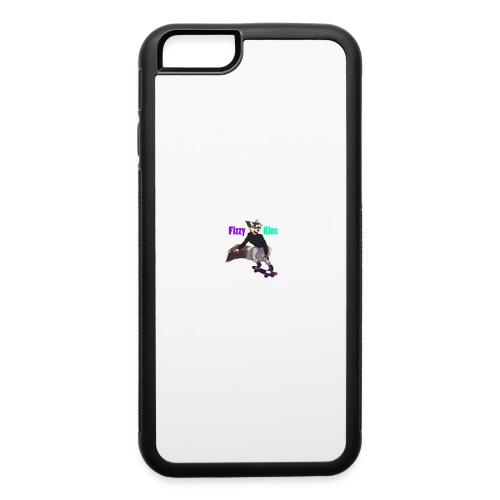 FizzyKins Design #1 - iPhone 6/6s Rubber Case